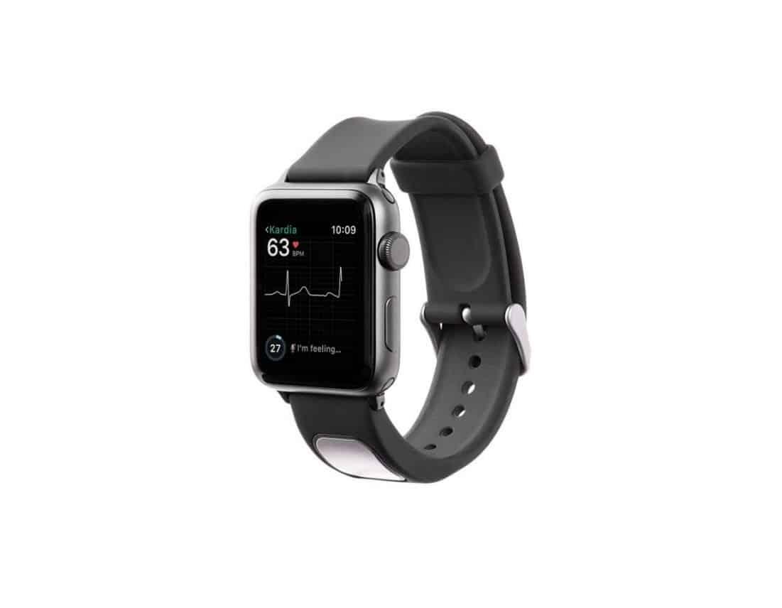 FDA maakt van de KardiaBand de eerste medische accessoire voor de Apple Watch