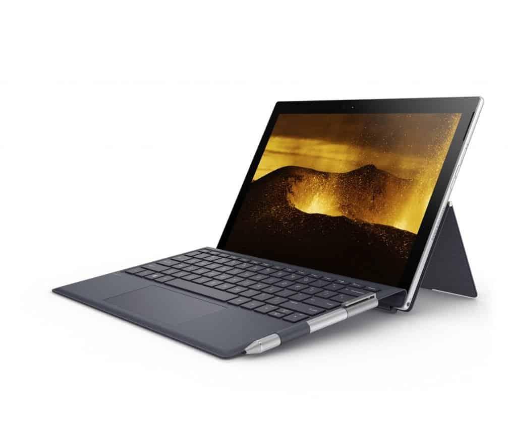 HP Envy x2 met Qualcomm-processor komt vermoedelijk in maart of april 2018 uit