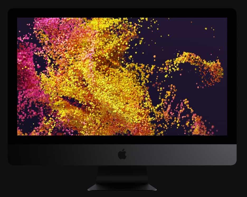 Apple stopt met het maken van de iMac Pro