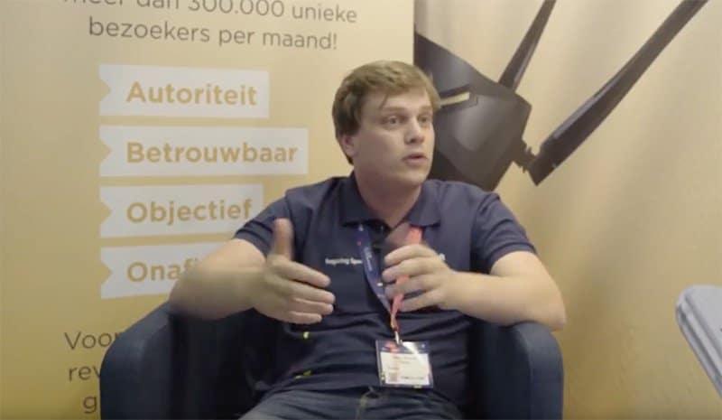 TechDays Recap: Interview Marc Bruins over Xamarin en Azure Cognitieve Services