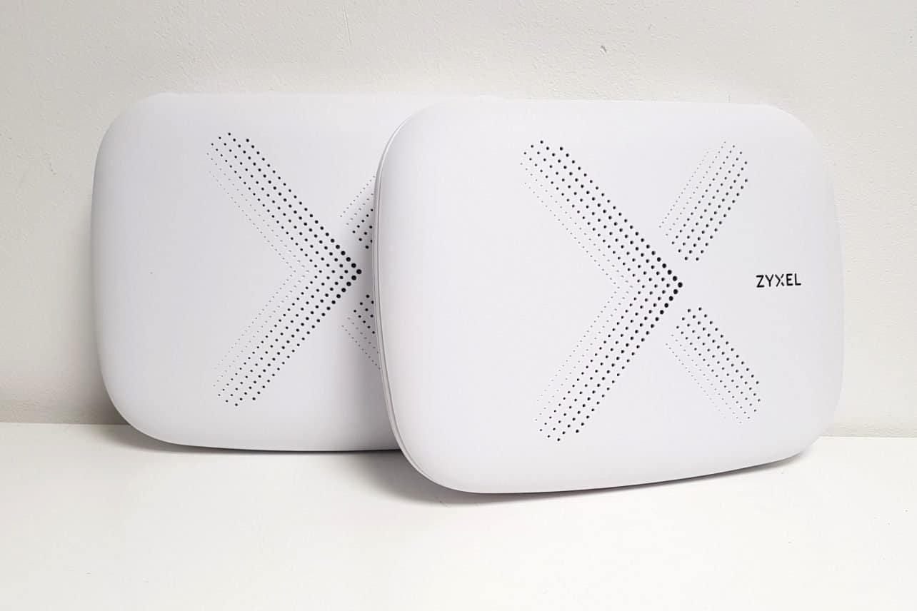 Review: Zyxel Multy X multi-room wifi-systeem – steekt Netgear Orbi naar de kroon
