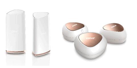 D-Link toont nieuwe wireless- en smart home-producten