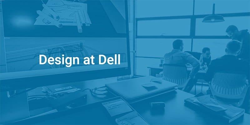 Hoe Dell disruptief design mogelijk maakt binnen het bedrijf