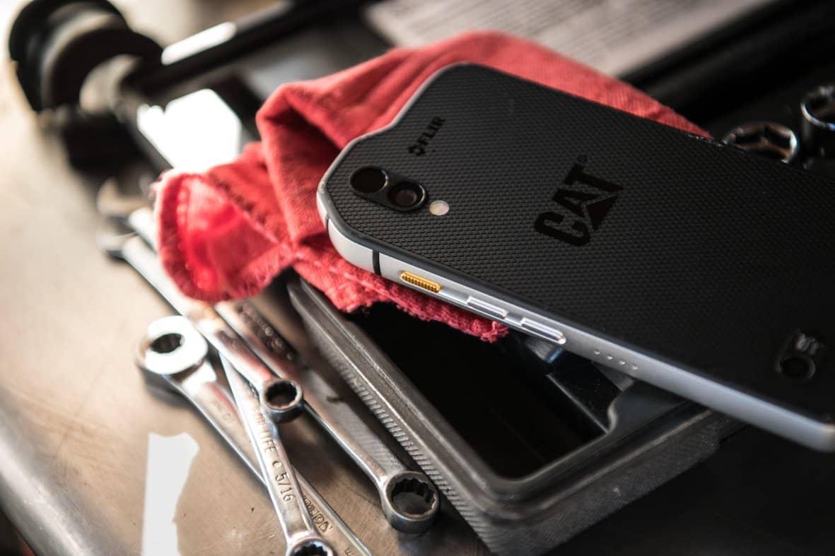 Cat phones kondigt smartphone Cat S61 aan