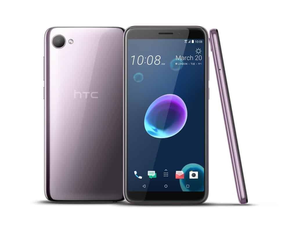 HTC onthult de Desire 12 en Desire 12+