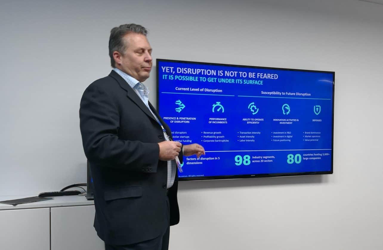 Accenture: Hoe om te gaan met disruptie?