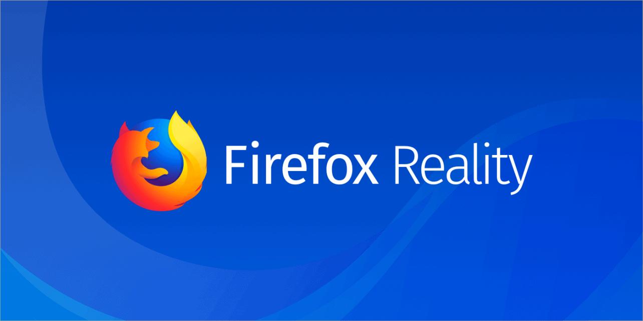 Mozilla komt met eigen augmented en virtual reality browser