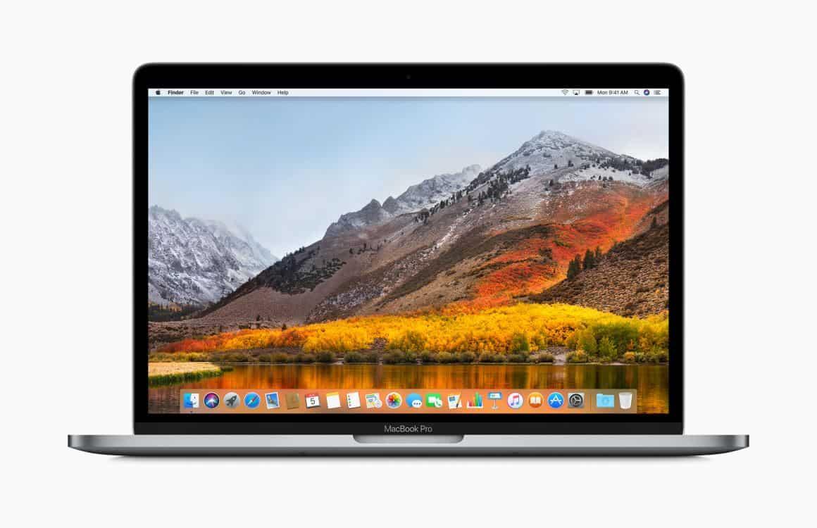 Apple roept wereldwijd 13-inch MacBook Pro's terug wegens batterijdefect