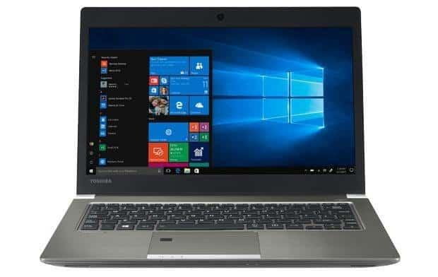 Toshiba onthult drie nieuwe zakelijke laptops in Protégé-productlijn