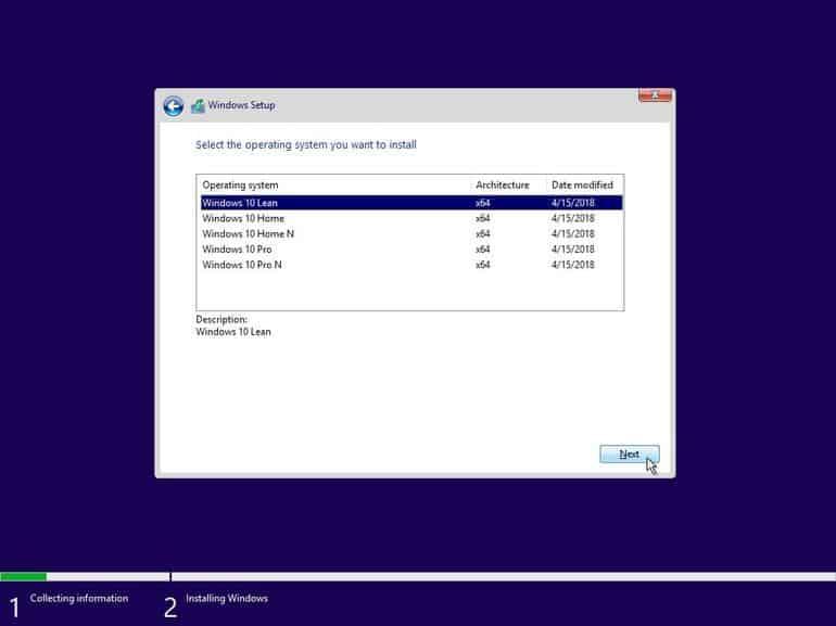Werkt Microsoft aan terugkeer in smartphones met Windows 10 Lean?