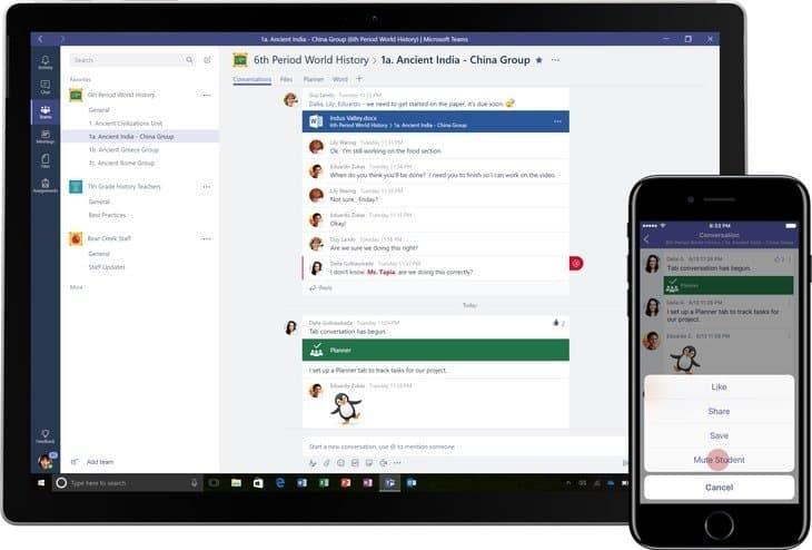 Microsoft stopt Windows Phone-ondersteuning voor eigen zakelijke apps