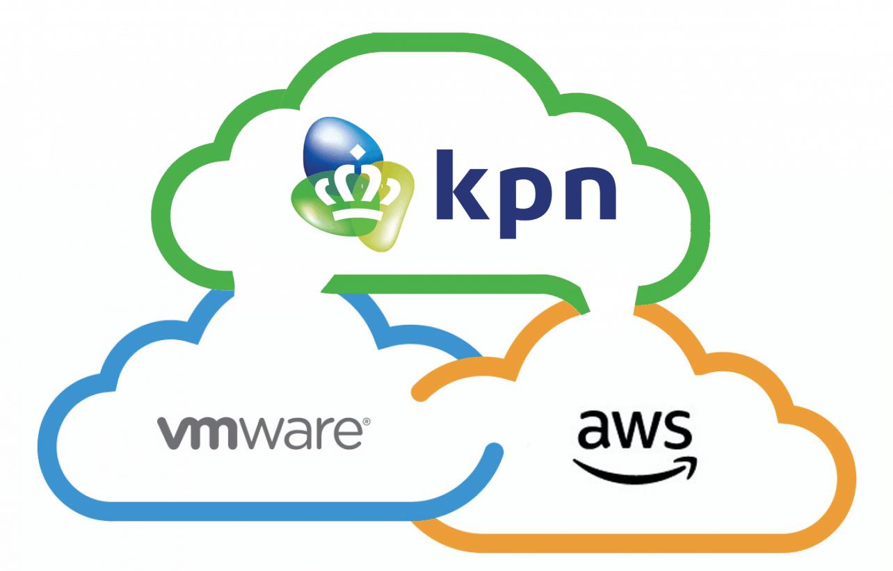 KPN als eerste in Nederland VMware Cloud on AWS-partner