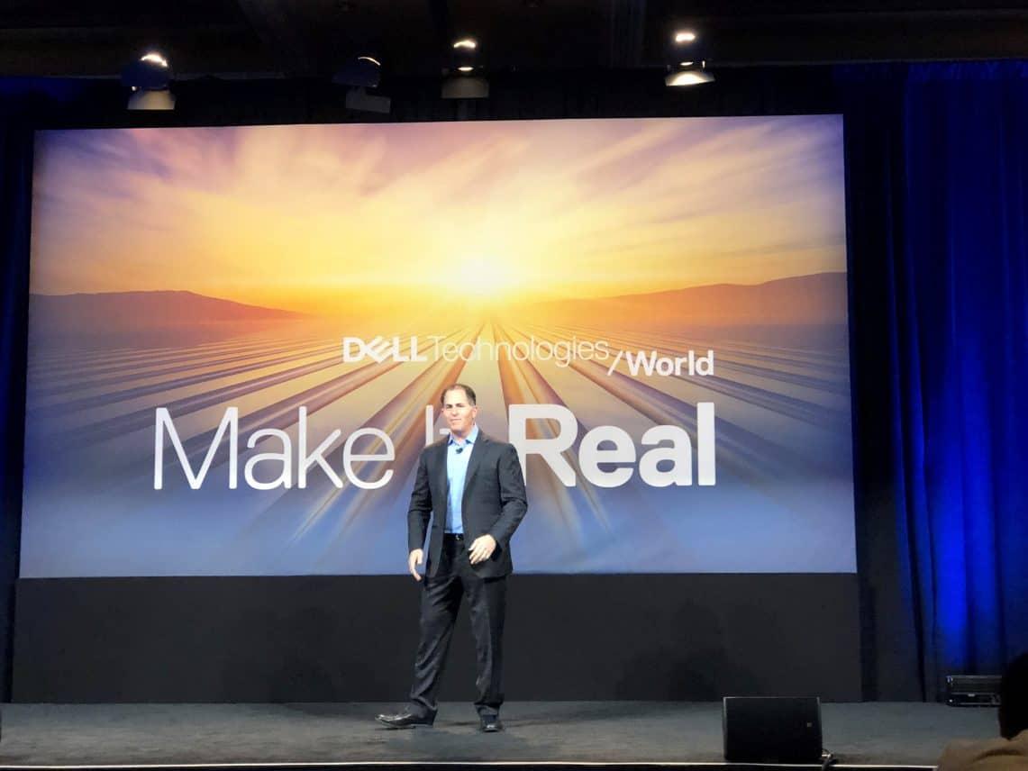 Dell Technologies profileert zich als groep om te voorzien in elke IT-behoefte