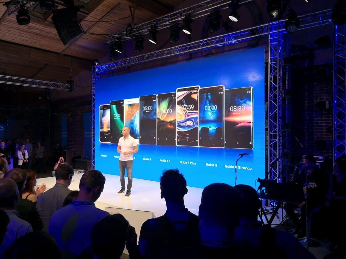 Nokia-budgetlijn krijgt update met de Nokia 2.1, Nokia 3.1 en Nokia 5.1