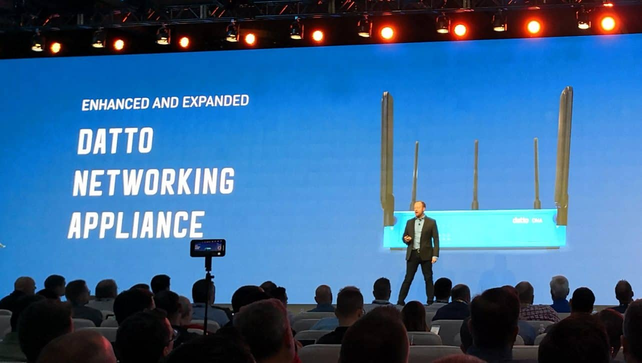 De basis ligt er voor Datto Networking, nu verder uitbouwen