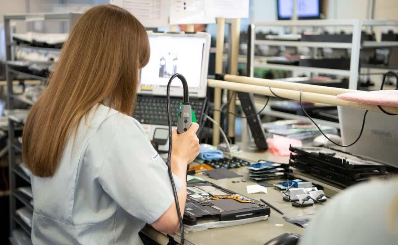 Panasonic kondigt Toughbook G2 aan voor mobiel werken