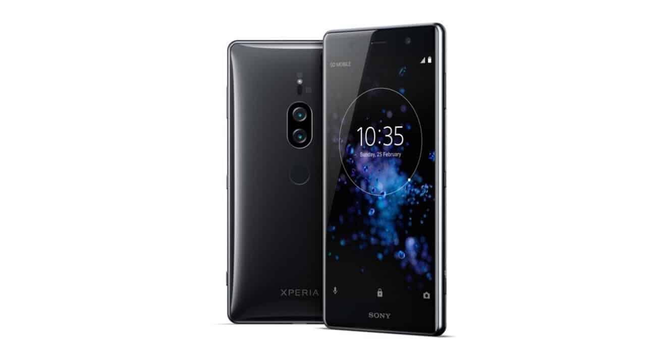 Sony komt met XZ2 Premium-smartphone met dubbele camera