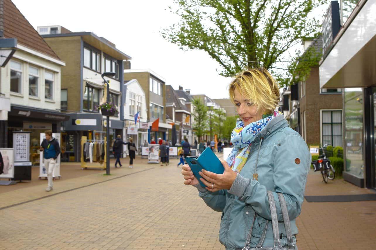 OF-Cityplan-app wil met kortingen leegstand in winkelstraten aanpakken