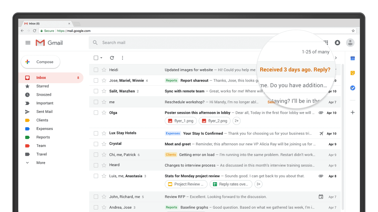 Google blust brand rond app-ontwikkelaars die in je Gmail zitten