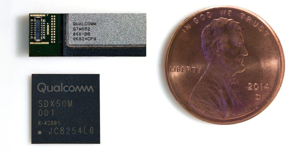 Qualcomm heeft eerste 5G smartphone-antennes klaar