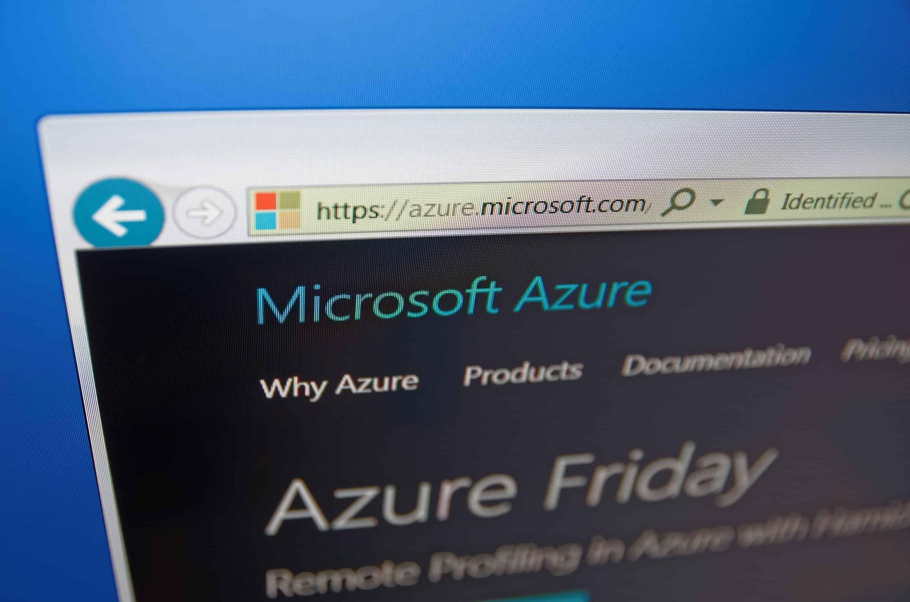OutSystems brengt nieuwe template naar Azure Marketplace