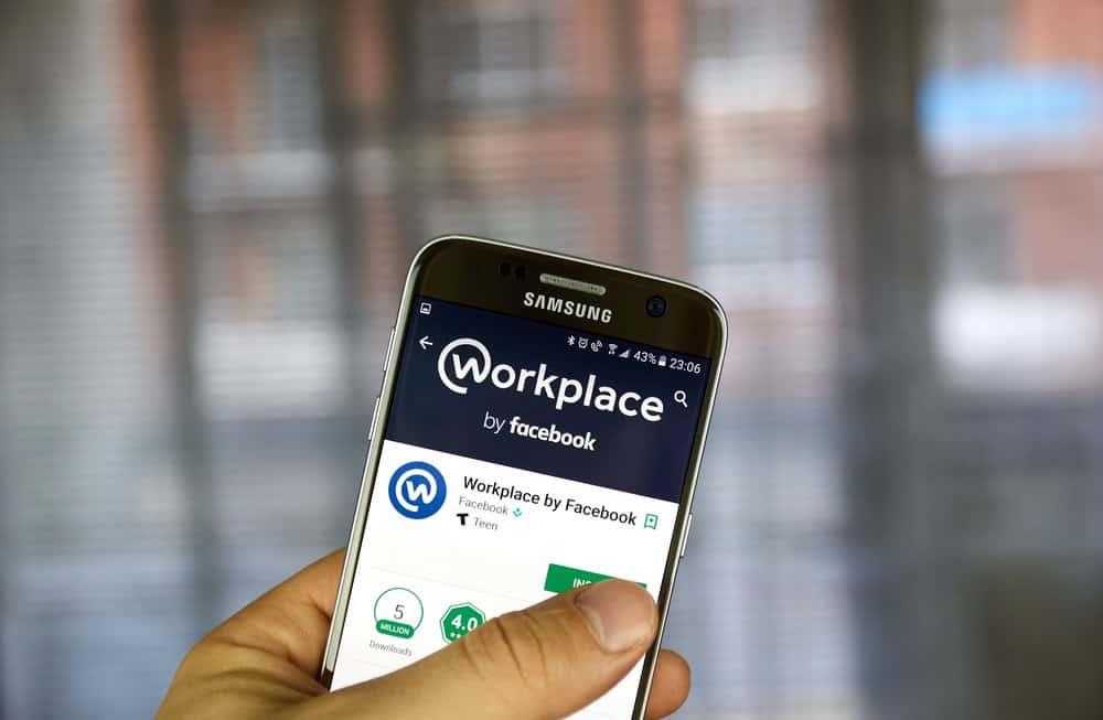 Facebook Workplace is binnenkort niet langer gratis