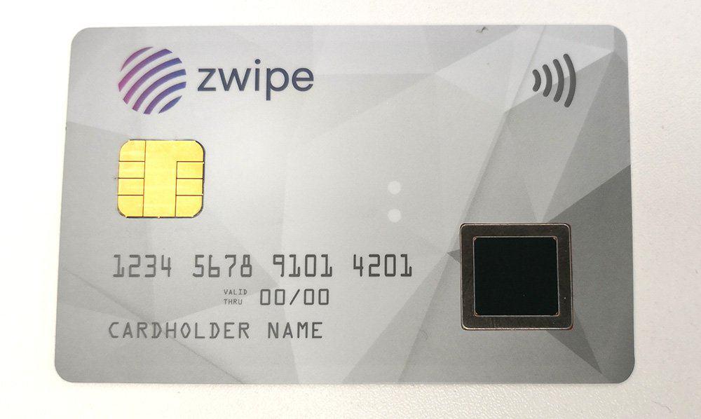 Met Zwipe kan je contactloos betalen met je vingerafdruk, wat komt hierna?