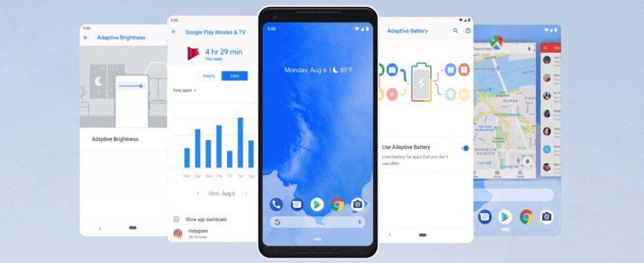 Google lanceert Android 9 Pie – alles over het nieuwe besturingssysteem