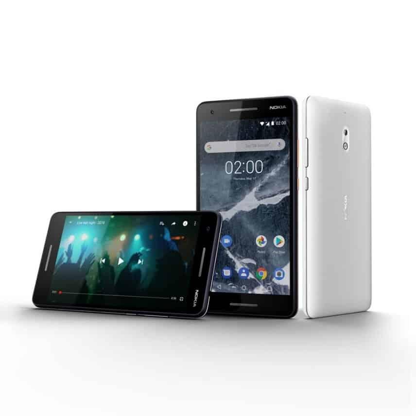 Nokia 2.1 per direct verkrijgbaar in Nederland