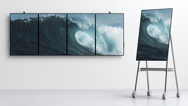 Microsoft past opnieuw roadmap conferentiesysteem Surface Hub 2 aan