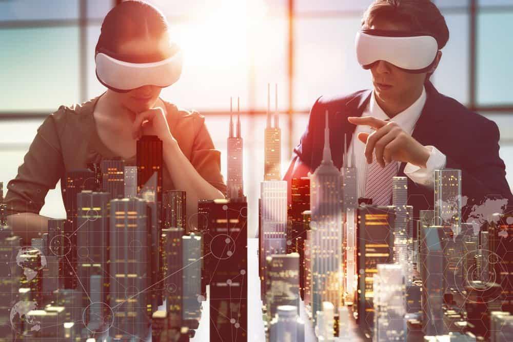 AR en VR wordt in 2021 algemeen gebruikt in een zakelijke context