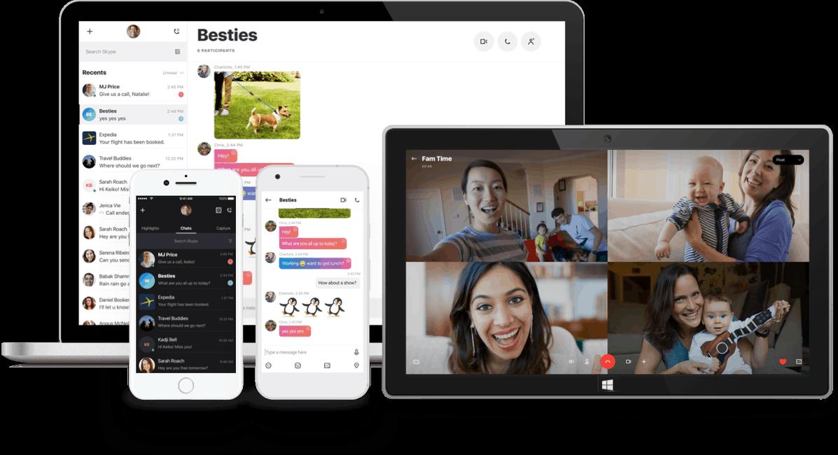 Skype wordt opnieuw eenvoudiger na vele klachten