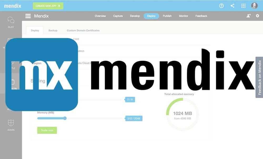 Mendix gooit hoge ogen met lowcode-platform en denkt ook out-of-the-box