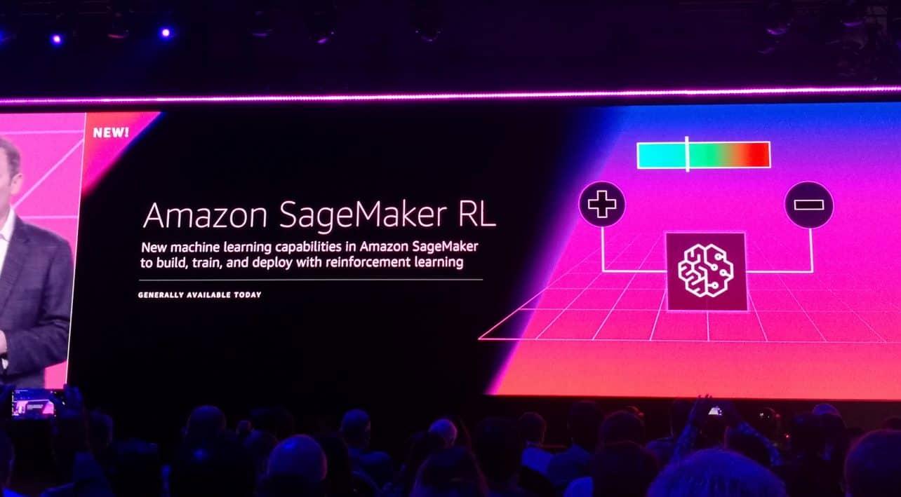 AWS geeft machine learning-engine SageMaker vleugels met nieuwe innovaties