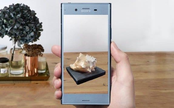 Sony schroeft productie 3D-camera's voor smartphones verder op