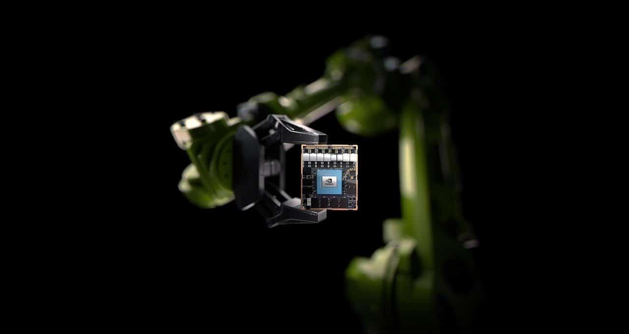 Nvidia lanceert Jetson AGX Xavier voor autonome machines