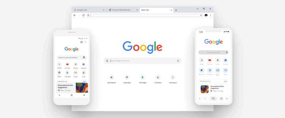 Veel klachten over nieuwe interface Google Chrome