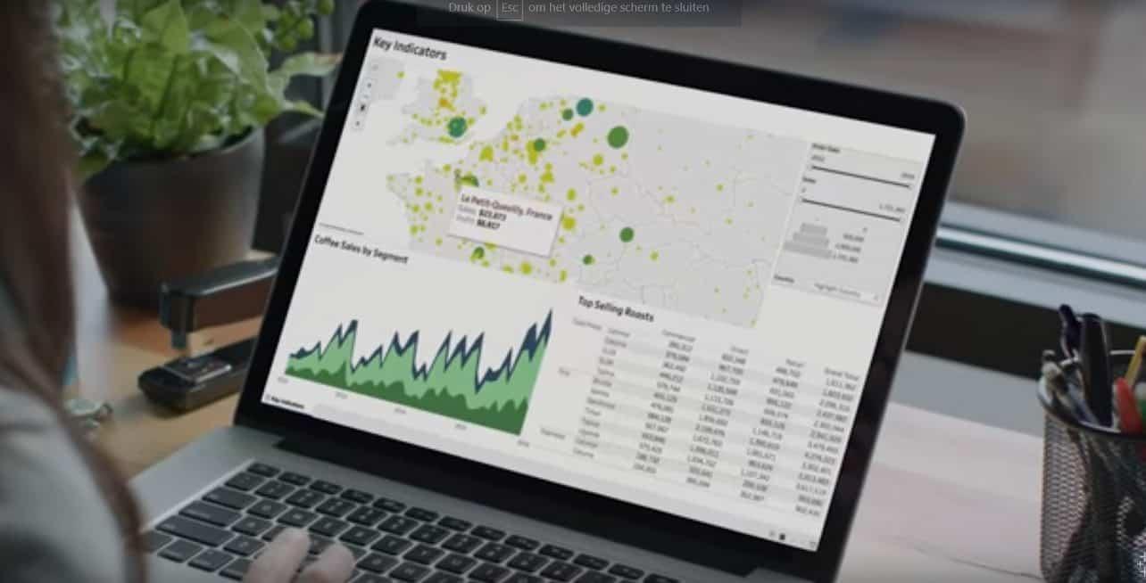 Tableau versimpelt data preparation met versie 2020.4