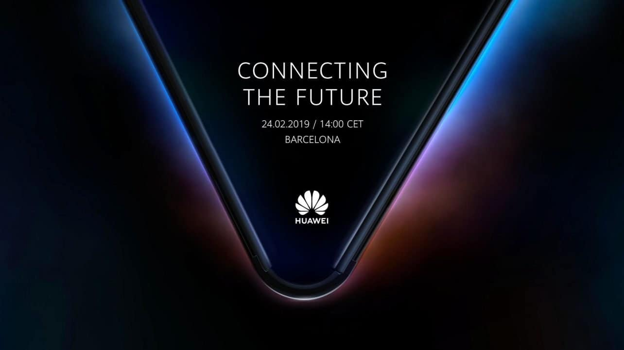 Huawei toont eerste teaser van vouwbare smartphone