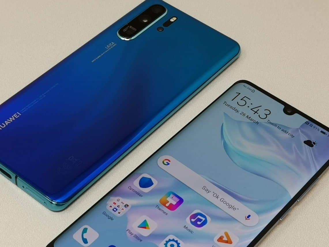 Huawei brengt nieuwe P30 Pro uit om handelsverbod te omzeilen