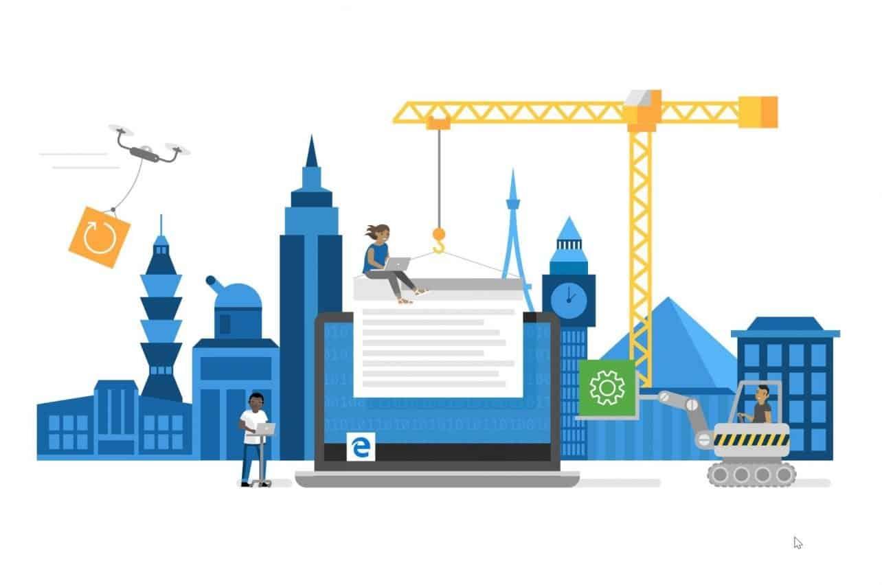 Microsoft Chromium Edge nu officieel beschikbaar als testversie