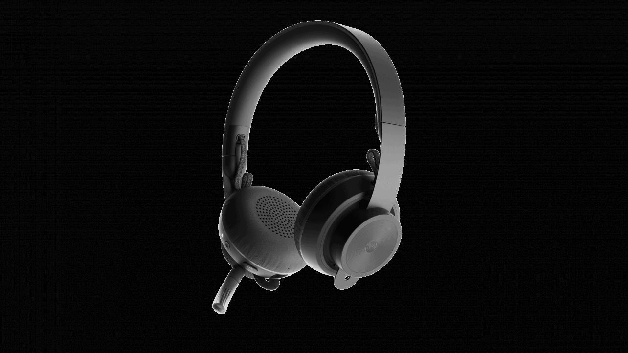 Logitech lanceert draadloze headsets voor kantooromgevingen