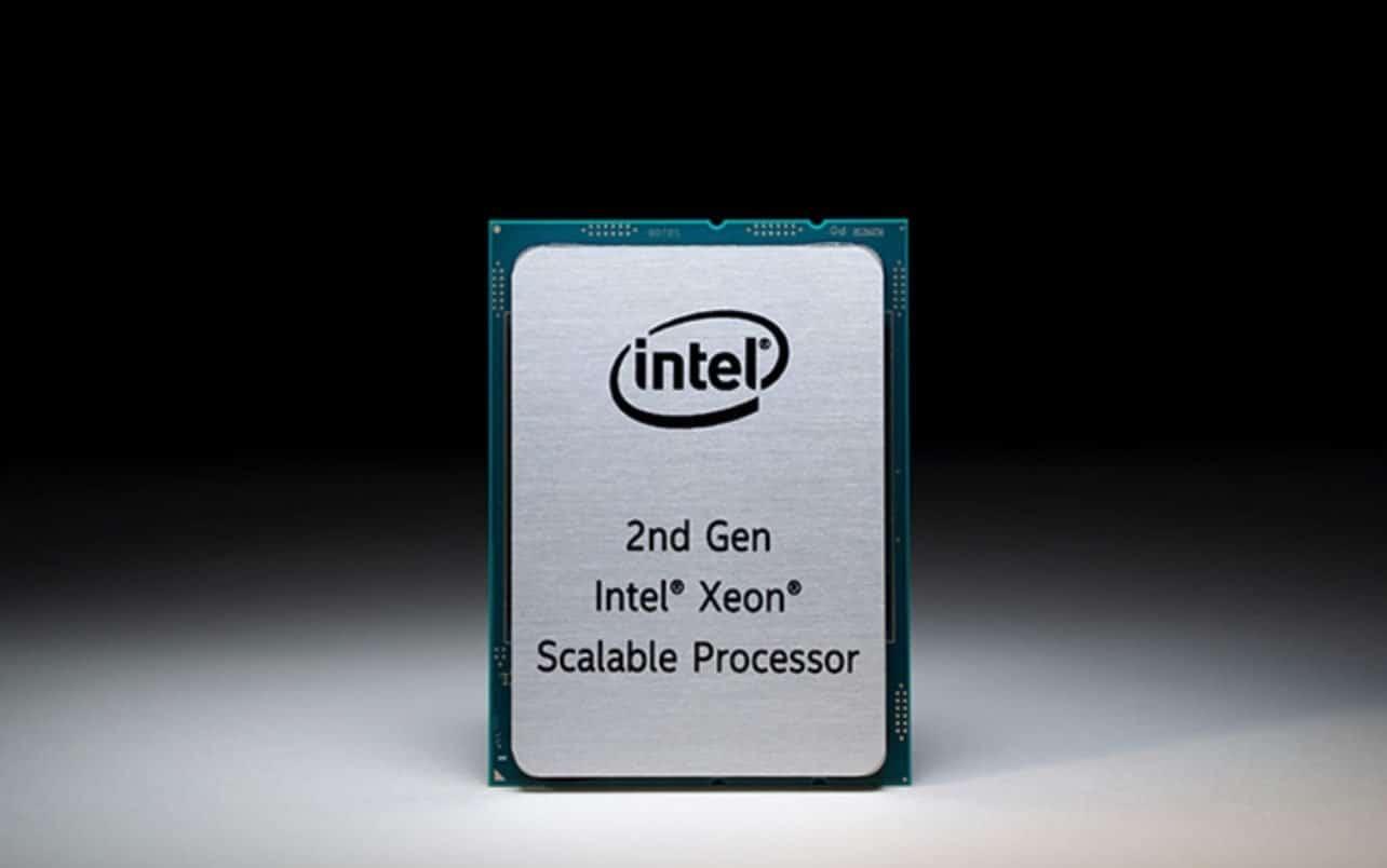 Intel lanceert tweede generatie Xeon Scalable-processors voor datacenter en workstation