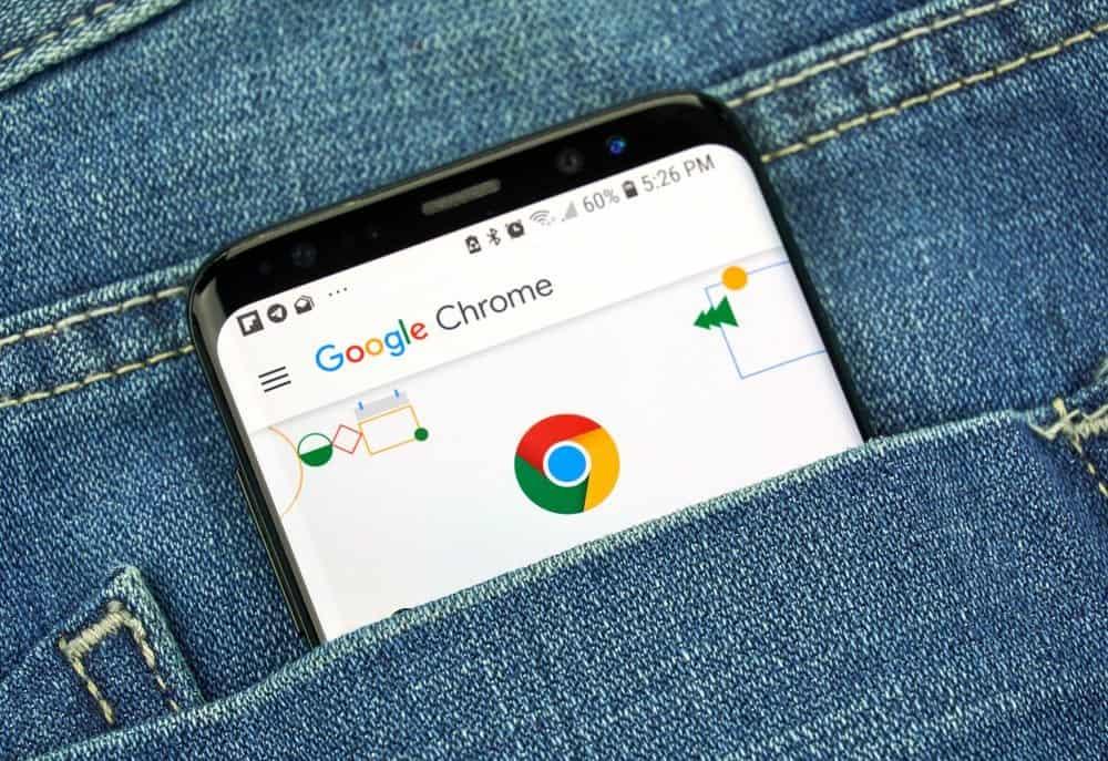 Chrome gaat waarschuwen voor zwakke wachtwoorden