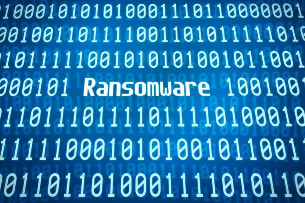 De (weder)opmars van ransomware