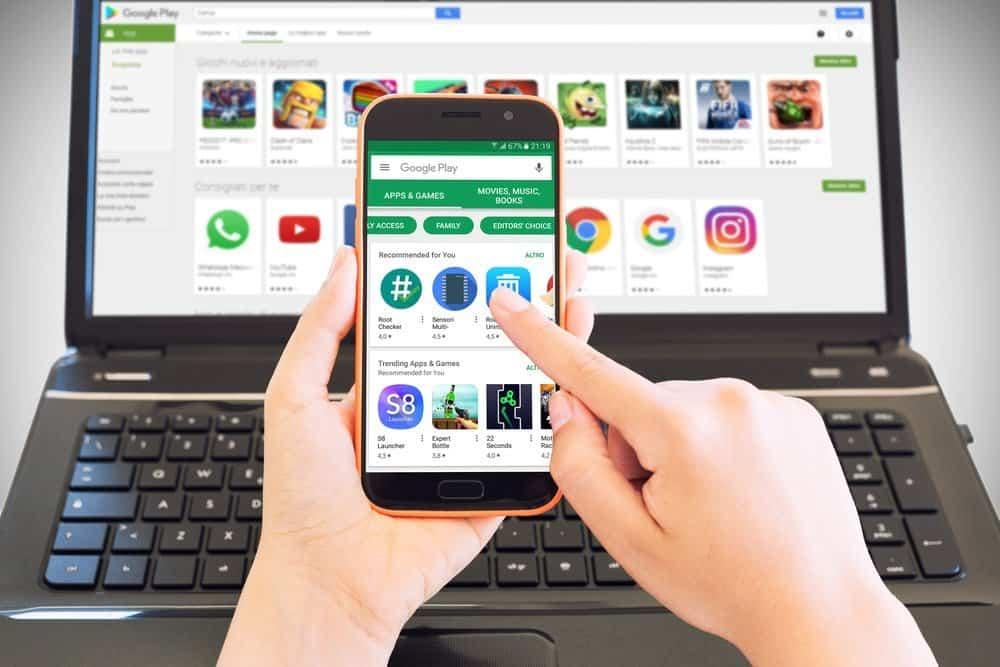 Google verlaagt Play Store-commissie voor kleine ontwikkelaars