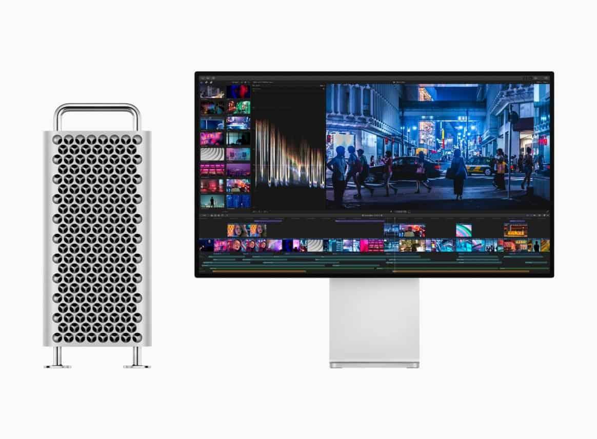 Apple presenteert nieuwe Mac Pro voor power users vanaf 5999 dollar
