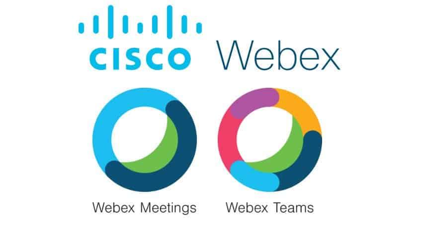 Cisco roeit tegen de stroom in met Webex als Teams- en Slack-concurrent
