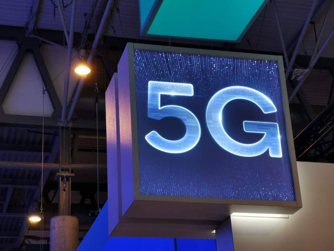 '5G handelt in 2025 45 procent van wereldwijd mobiel dataverkeer af'
