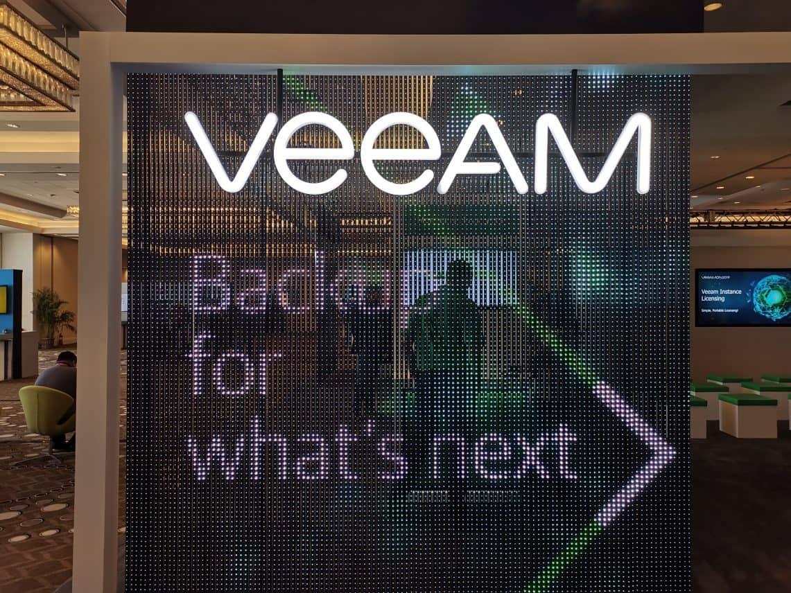 Veeam wil datawereld domineren met flexibiliteit en betrouwbaarheid